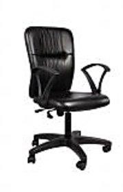 ROYAL  Zebra Low back Black Beauty Office Chairs