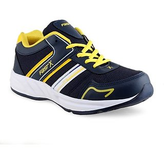 FASTX Black Running Shoes