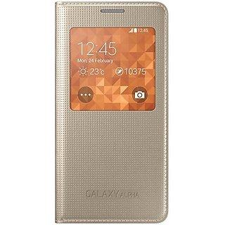 Samsung Flip Cover for Samsung Galaxy Alpha
