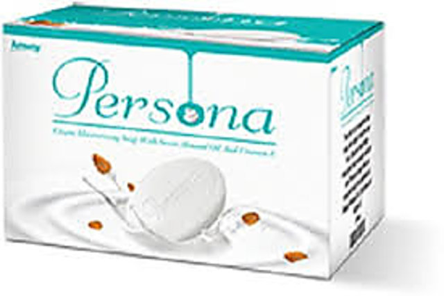 Amway Persona Premium 3 In 1 Soap (Set Of 4 Pc )