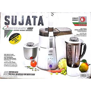 SUJATA POWERMATIC 801 W BEARING MOTOR JUICER MIXER GRINDER