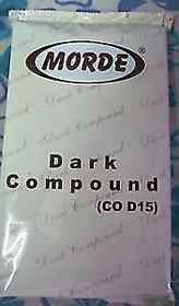 Morde Dark Chocolate Compound 500 GMS, 100 Vegeterian at Huge Discounted Price