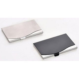 iHomes Combo Of Black  White Card Holder