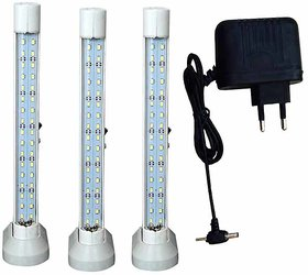 Grind sapphire 8w Rechargeable Emergency Light set of 3 with charger
