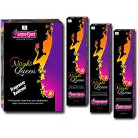 MaayasDeep Night Queen Agarbatti-Raat Rani Fragrance-Pack Of 8 Regular Pack-Total Approx-120 Sticks