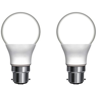 LimeLight 7W  Cool Day Light LED Bulb (White, Pack of 2)