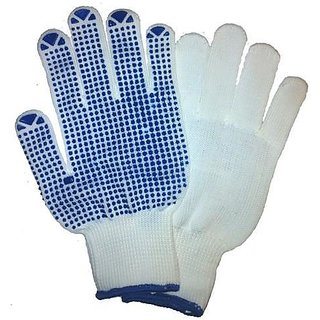 Dotted Sefty Hand Gloves