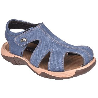 Nices Footwear Blue Sandals