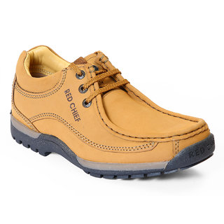 11a52be7169d Buy Red Chief Rust Men Outdoor Casual Leather Shoes (RC2104 022) Online -  Get 20% Off