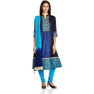 Multicolour Designer  Anarkali Suit