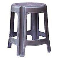 durable plastic one stool