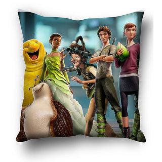 Adventure Cartoon Cushion Cover