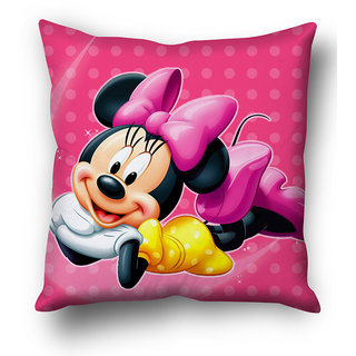 Funny Mickey Mouse Cushion Cover