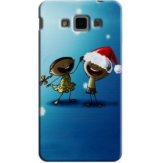 SaleDart Designer Mobile Back Cover for Samsung Galaxy Grand Max