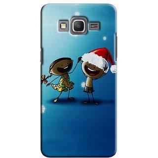 SaleDart Designer Mobile Back Cover for Samsung Galaxy Grand Prime