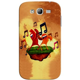 SaleDart Designer Mobile Back Cover for Samsung Galaxy Grand 2 G7102 G7105 G7106