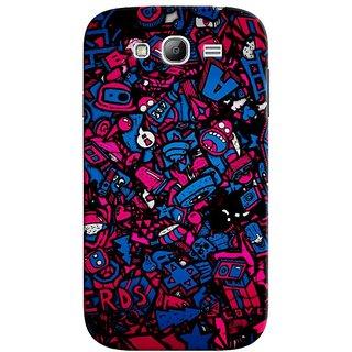 SaleDart Designer Mobile Back Cover for Samsung Galaxy Grand 2 G7102 G7105 G7106