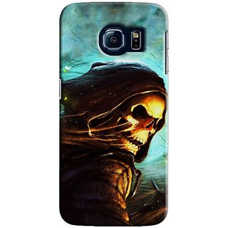 SaleDart Designer Mobile Back Cover for Samsung Galaxy S6 Edge