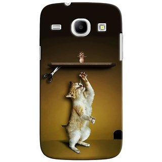 SaleDart Designer Mobile Back Cover for Samsung Galaxy Core I8260