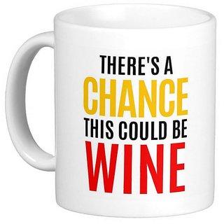 Giftcart - Wine for You Mug