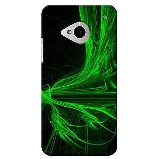 SaleDart Designer Mobile Back Cover for HTC One M7