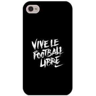 Vive Le Football Typography