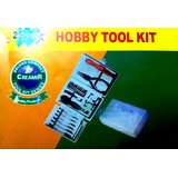 25 PC COMPACT HOBBY TOOL KIT FOR HOME.OFFICE, PC & CAR, & DAILY REPAIR WORK