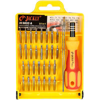 Jackly 6032-A Screwdriver Tool Kit(New Style) Toolkit - 2749290