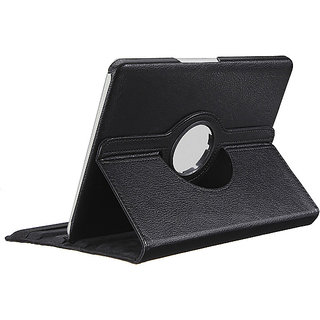 Gioiabazar 360 Rotating Stand Case Cover For Samsung Galaxy Note 10.1 P600 2014 Edition Black