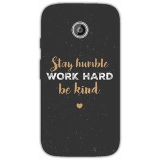 Stay Humble - Life Advice