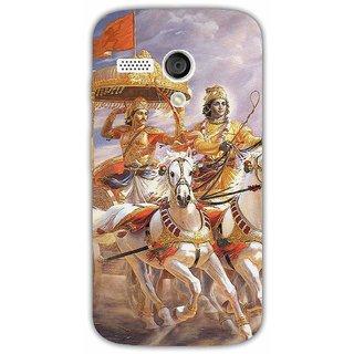 Krishna Arjun Geeta Mahabharata