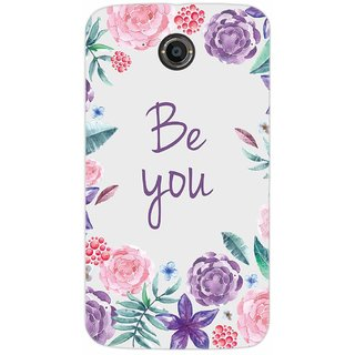 Be You Typography