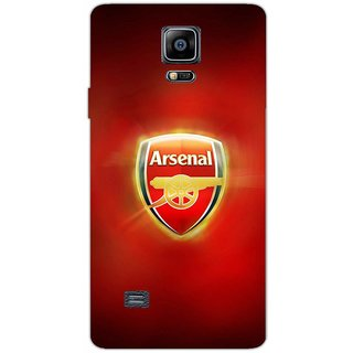 Arsenal Logo Glow