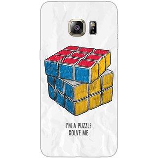 I Am A Puzzle Solve Me