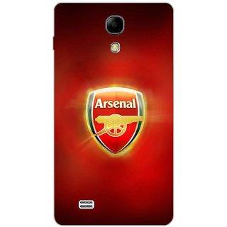 Arsenal Logo Glow