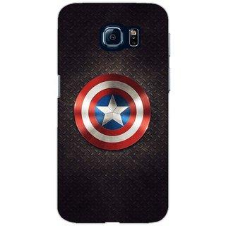Superhero Captain America Shield