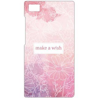 Make A Wish - Floral