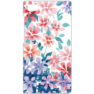 Hand Painted Floral