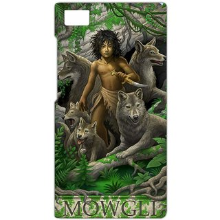 Jungle Book Mowglee