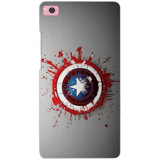 Captain America Shield Art