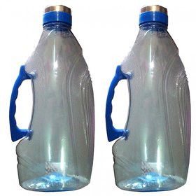 Goldcave 1500ml Water Bottle with Handle 2pcs set