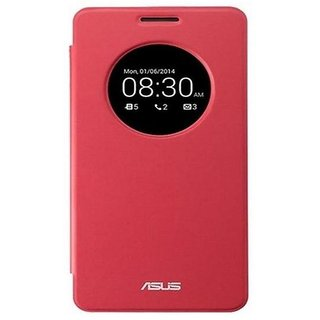 ClickAway Flip Cover For Asus Zenfone 5 A501cg - RED