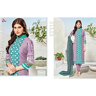 Chanderi Cotton salwar