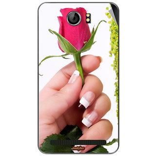 Instyler Mobile Skin Sticker For Lava Iris Alfa MSLAVAIRISALFADS10082