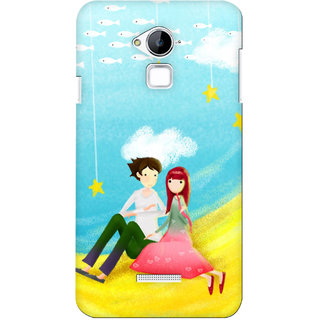 G.store Hard Back Case Cover For Coolpad Dazen Note 3 22654