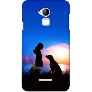 G.store Hard Back Case Cover For Coolpad Dazen Note 3 22666