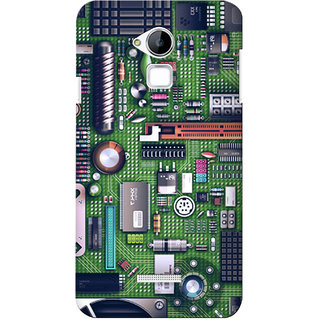 G.store Hard Back Case Cover For Coolpad Dazen Note 3 22668