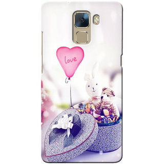 G.store Hard Back Case Cover For Huawei Honor 7 22956