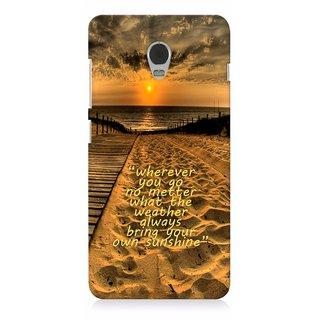 G.store Hard Back Case Cover For Lenovo Vibe P1 23526