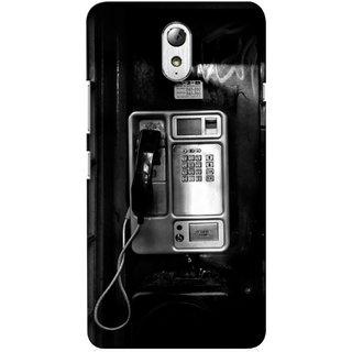 G.store Hard Back Case Cover For Lenovo Vibe P1m 23692